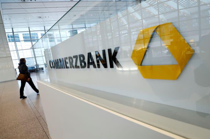 Commerzbank, perdita trim1 peggio stime causa pandemia