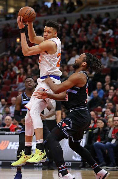 New York 96 - 86 Chicago: Final | 2019-04-09 | National Basketball
