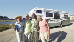 The Pros and Cons of Buying an RV in Retirement