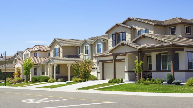 New Homes in Northern California