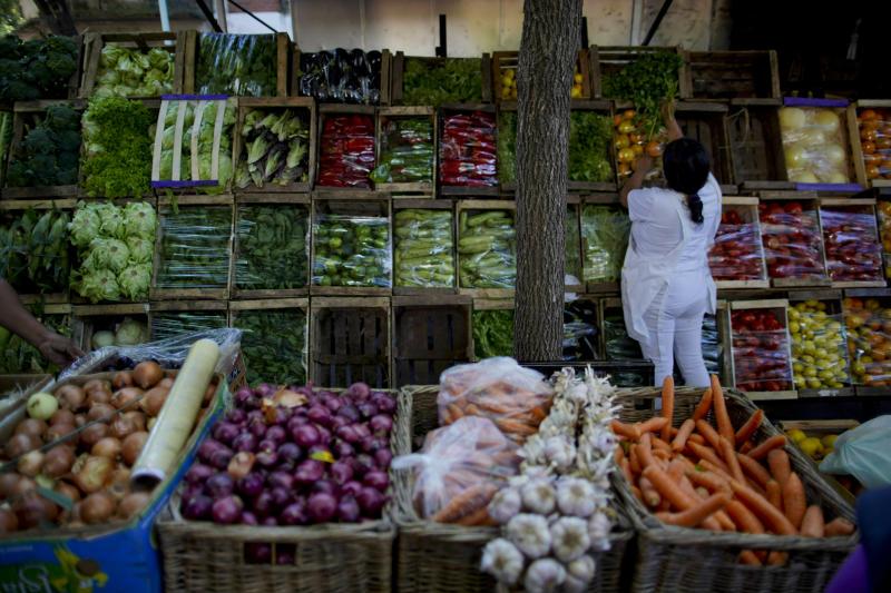Inflación no cede en Argentina: 4,7% en marzo