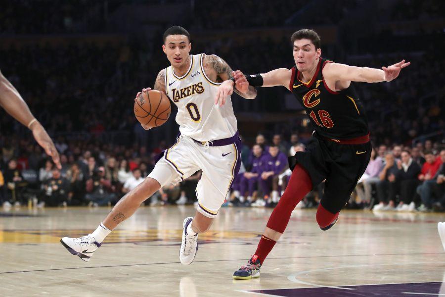 Cleveland 101 - 95 LA Lakers: Final | 2019-01-13 ...