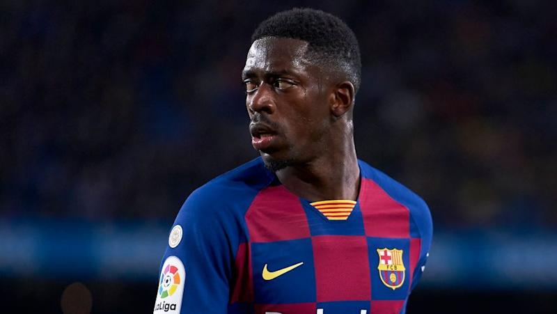 Report: Jurgen Klopp keen on signing Barcelona's Dembele
