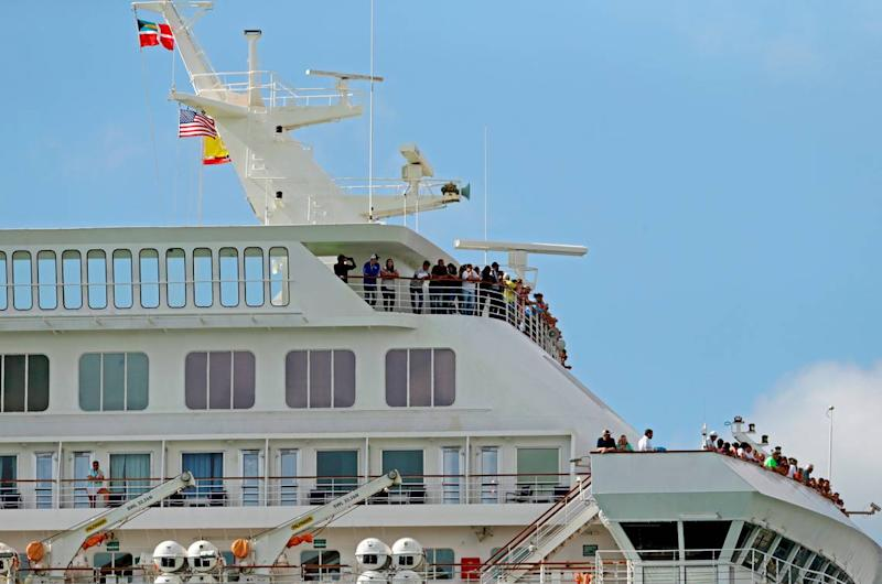 Carnival plan to resume U.S. cruises on Dec. 1 remains on track after judge's ruling