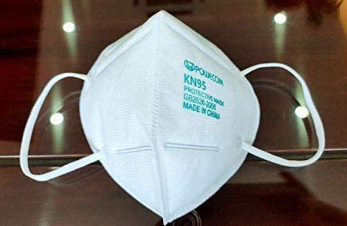 Powecom KN95 face masks. (Photo: Amazon)