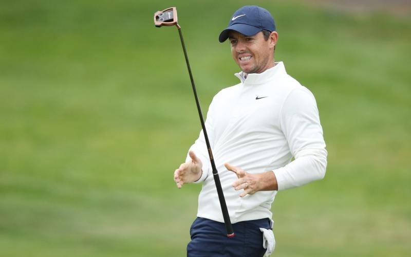 Rory McIlroy hits out at Brooks Koepka 'mind games' at US PGA Championship
