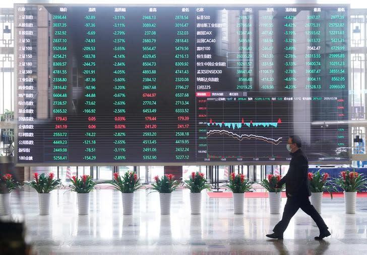 Borsa Shanghai chiude la settimana in rialzo su speranze ulteriori misure stimolo