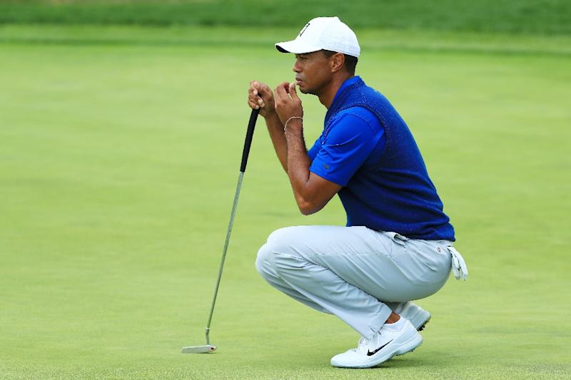 failed fightback leaves tiger chasing birdies at pga