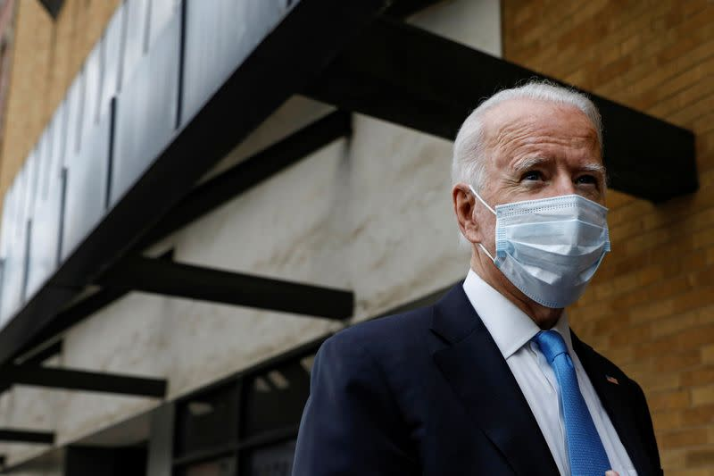 Biden lead unchanged at 9 points after chaotic presidential debate: Reuters poll
