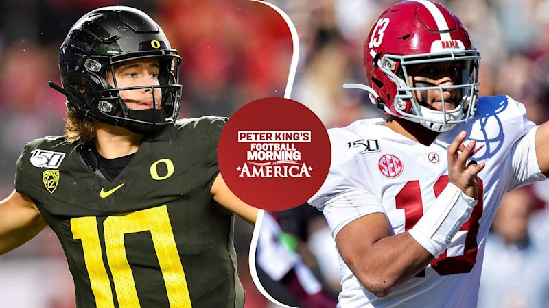 Peter King's 2020 NFL Mock Draft: Dolphins, Patriots get new QBs