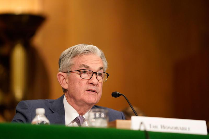"""Powell: """"La Fed userà tutti gli strumenti disponibili per sostenere l'economia"""""""