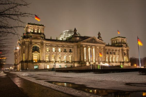 Bundesregierung Deutschland Positionspapier Blockchain-Strategie