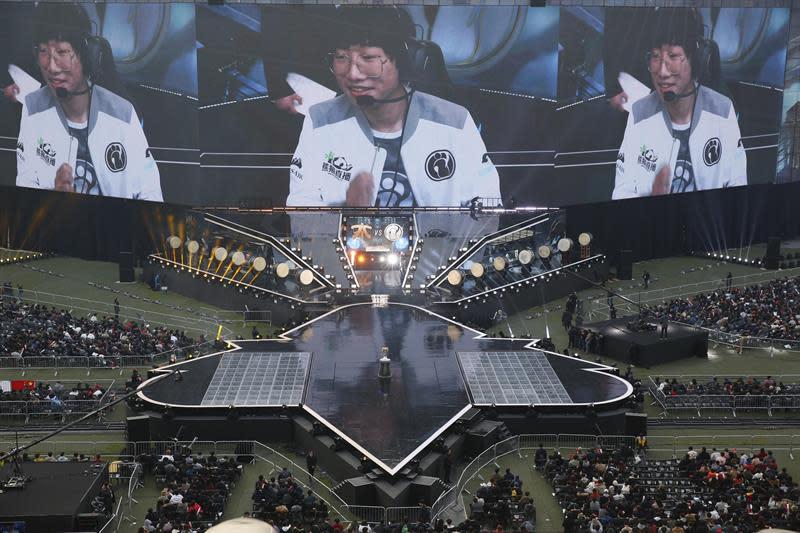 Más de 23.000 personas vibran en la final del Mundial de LoL en Corea del Sur