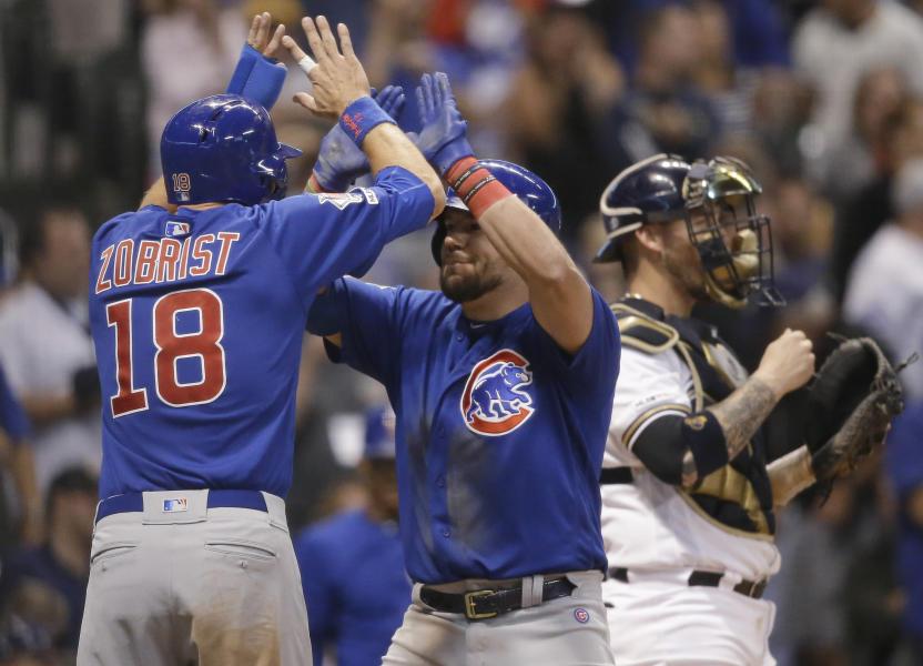 Milwaukee Brewers Bedroom In A Box Major League Baseball: Chi Cubs 10 - 5 Milwaukee: Final
