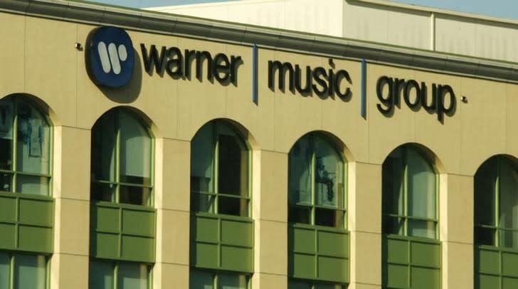 Warner Music, Ipo raccoglie 1,9 mld dlr, miglior debutto Usa nel 2020