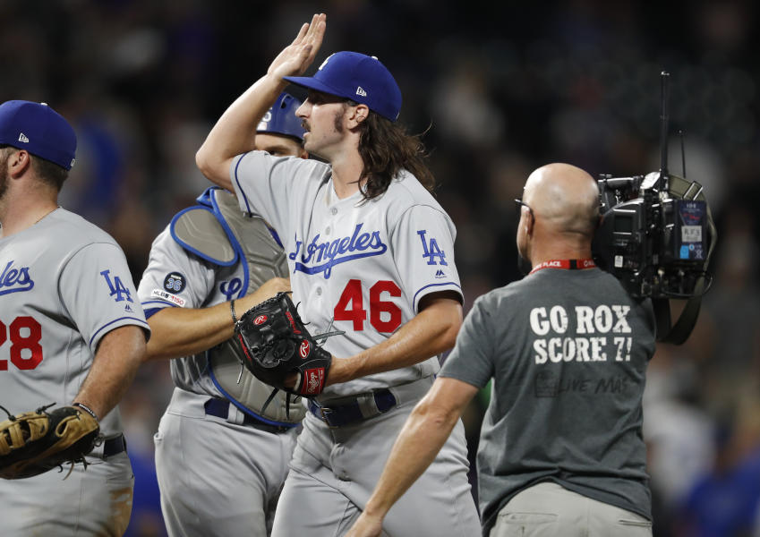 Milwaukee Brewers Bedroom In A Box Major League Baseball: LA Dodgers 9 - 4 Colorado: Final