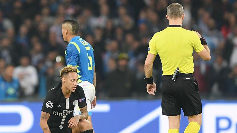 """Neymar sobre el árbitro: """"Le condeno por la forma en la que me trató"""""""