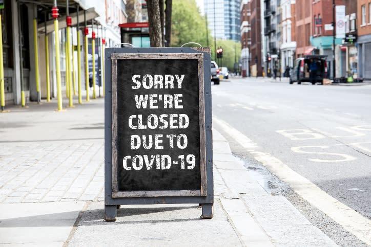 """""""L'entità dei danni del coronavirus all'economia è in gran parte sconosciuta"""