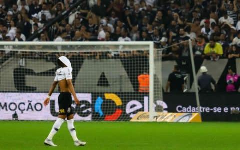 Corinthians x Cruzeiro - Pedrinho