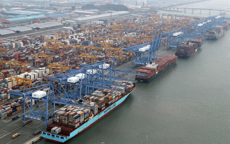 El superávit corriente surcoreano creció un 60,6 % en octubre