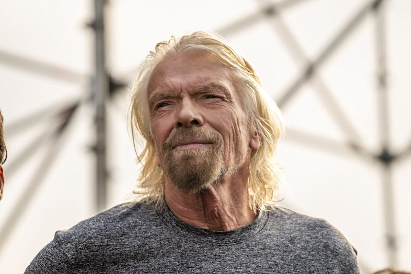 Branson's Blank-Check Firm Expands IPO to Raise $480 Million