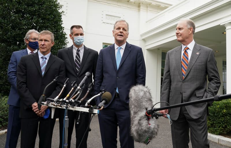 Airline CEOs plead with White House to avert looming U.S. job cuts