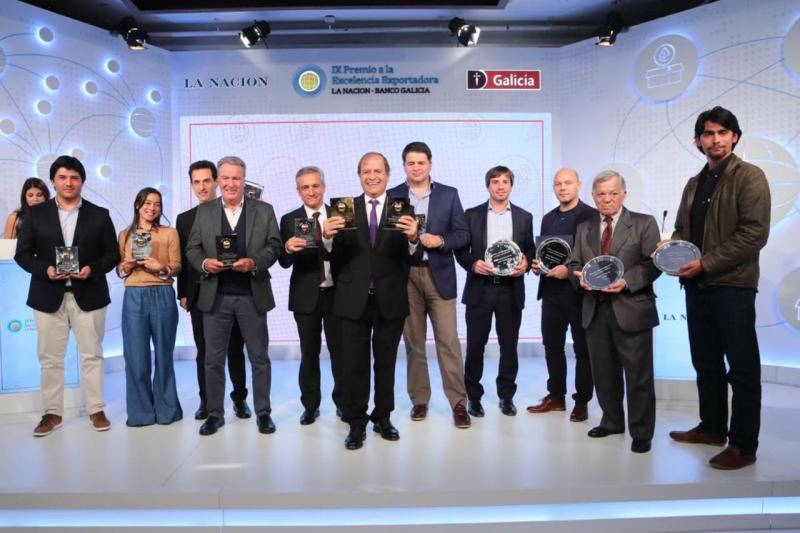 Válvulas, maní y software: el sueño de exportar desde la Argentina