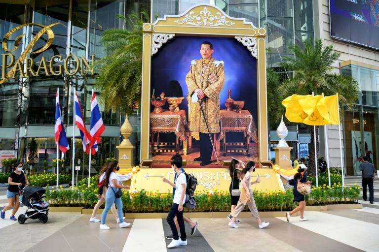 King Maha Vajiralongkorn sits at the apex of Thai power, buttressed by the kingdom's military and billionaire clans