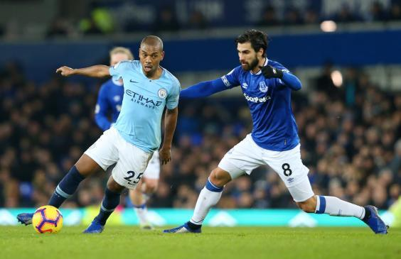 Fernandinho usually operates in a defensive midfield role (Getty Images)