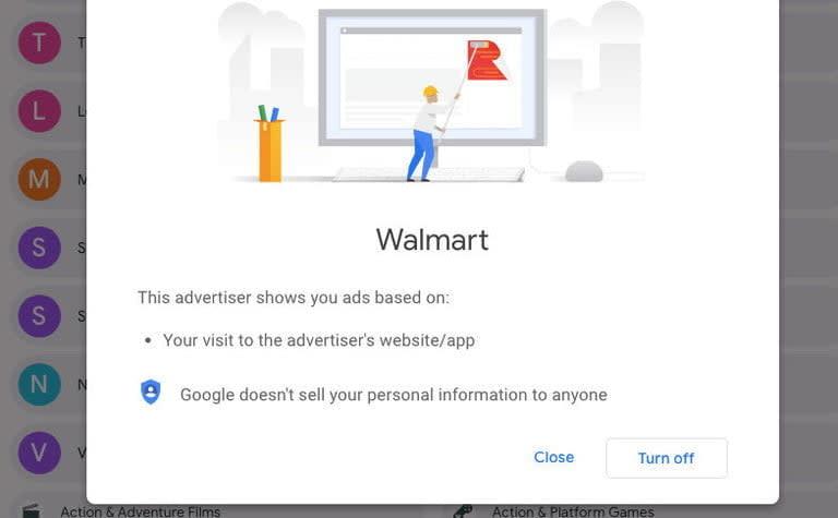 publicidad online como evitarla block google ad tracking 768x768