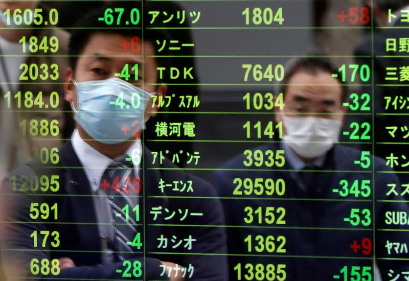 Borsa Tokyo, balzo più grande da 2008 su impennata Wall Street, stimolo Usa