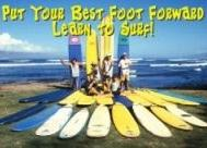 Goofy Foot Surf School