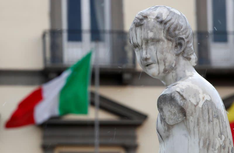 Italia, disavanzo aprile sale a 17,9 mld euro causa crisi Covid - Tesoro