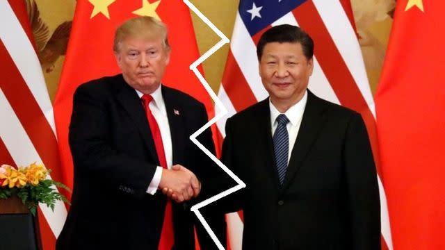 Según Morgan Stanley, una guerra comercial total llevará al mundo a una recesión