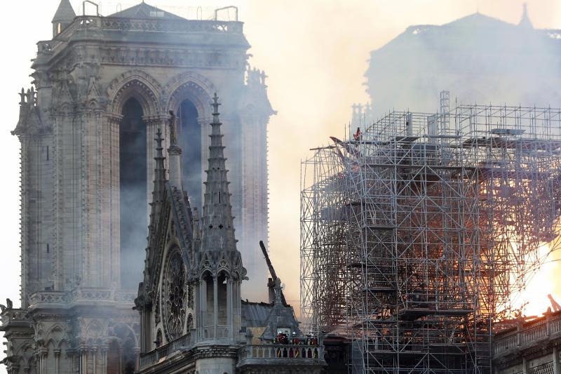 Lluvia de millones para Notre Dame: ¿cuánto costará la reconstrucción?