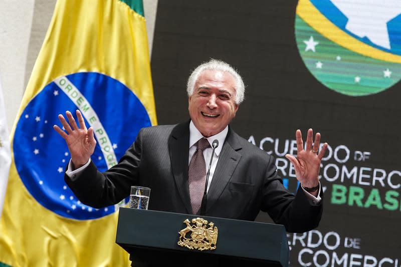 Temer va al G20 con una agenda opuesta a la del Brasil que propone Bolsonaro