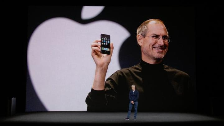 steve jobs evento de Apple