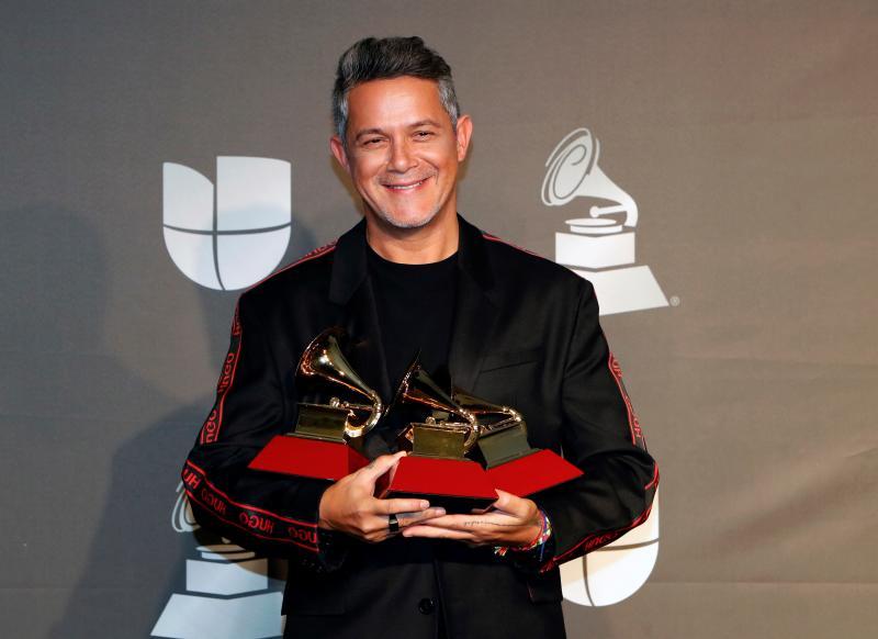 Rosalía, Alejandro Sanz y Marc Anthony, entre los ganadores latinos en los Grammy