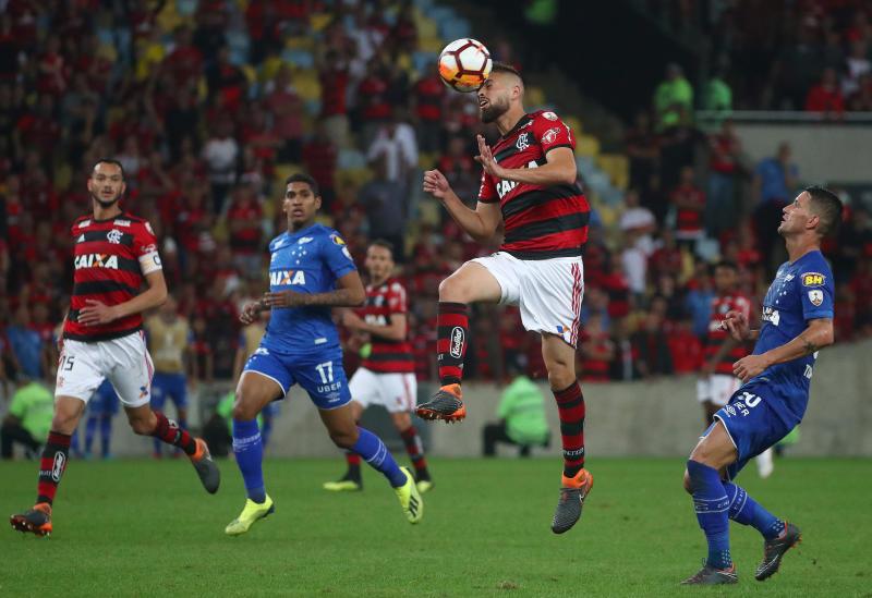 Na Libertadores do ano passado deu Raposa. Como as coisas mudam em um ano (Reuters)