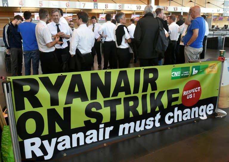Cinco países europeos piden a Ryanair aplicar el derecho laboral local