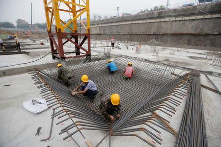 Crecimiento PIB China se ralentizó a 6,5 %  interanual en 3er trimestre, incumple previsión