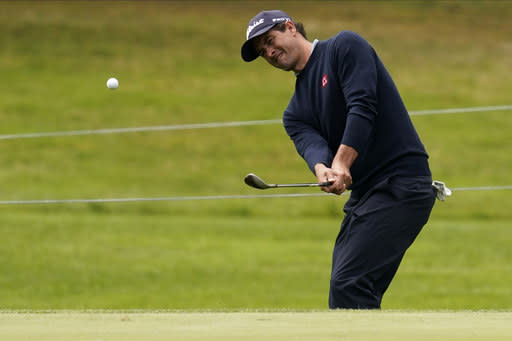 Morikawa puts his own kind of stamp on winning PGA title