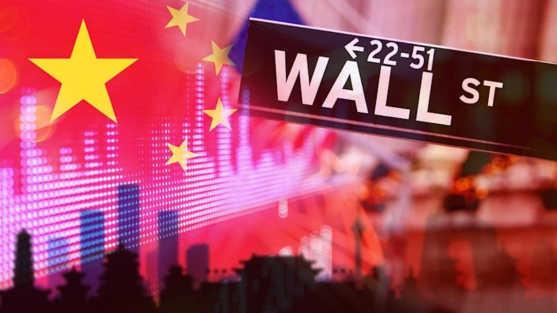 Invasione cinese a Wall Street