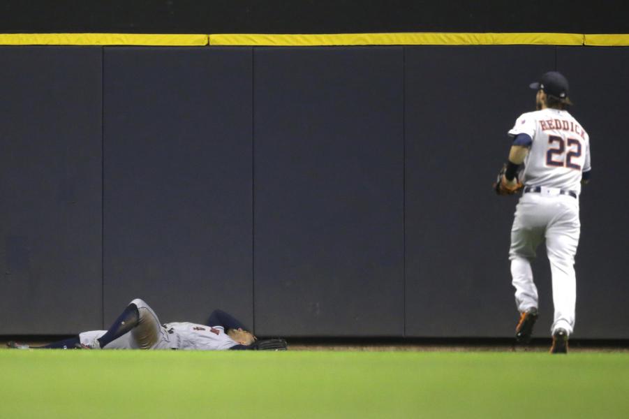 Milwaukee Brewers Bedroom In A Box Major League Baseball: Houston 2 - 4 Milwaukee: Final