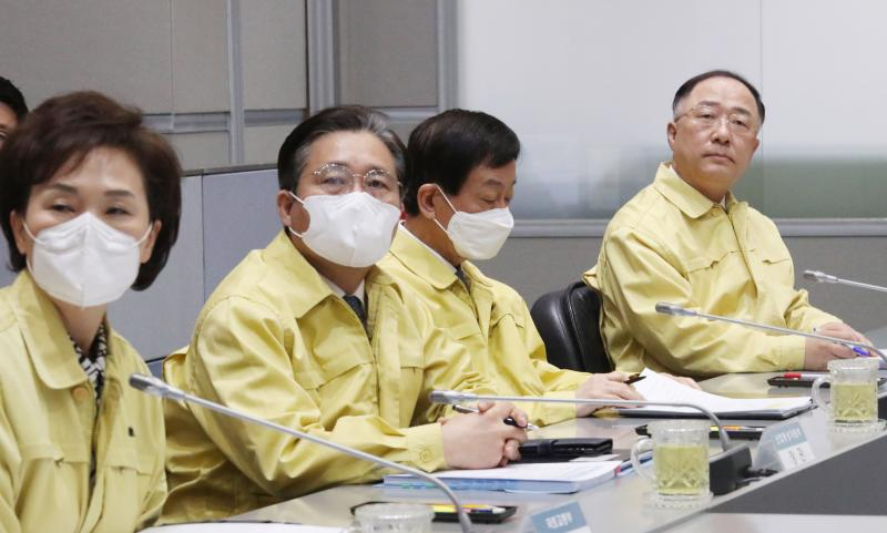 Corea del Sur reporta 284 nuevos casos de coronavirus y supera ya los 1.200