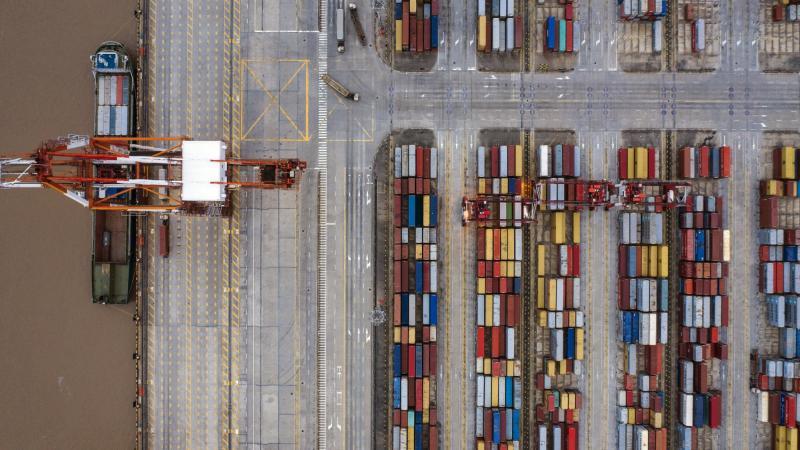 China: equipo comercial trabaja con EEUU en el texto del acuerdo