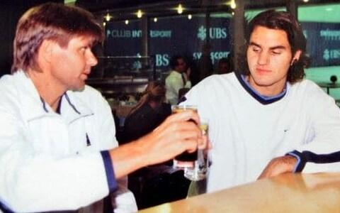 How coping with death of his coach set Roger Federer on the path to greatness