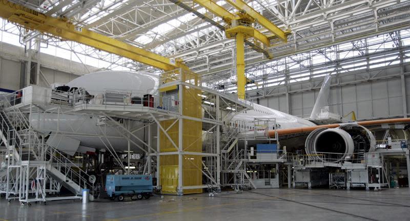 La Justicia brasileña suspende el acuerdo de fusión entre Boeing y Embraer