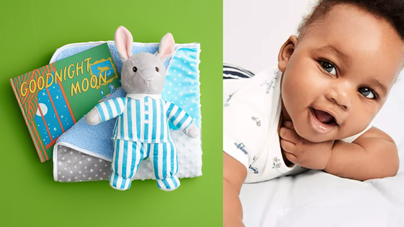 Kohl's sells everything from books to baby clothing.