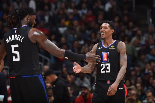 Dallas 112 121 La Clippers Final 2019 02 25 National